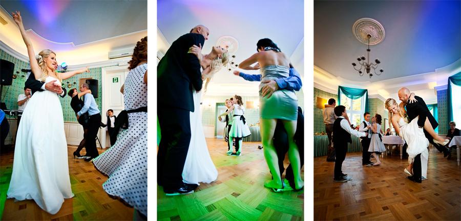 """dwoch fotografow na wesele2  """"Co dwóch fotografów, to nie jeden""""    czyli dlaczego warto zatrudnić dwóch fotografów w trakcie wesela"""