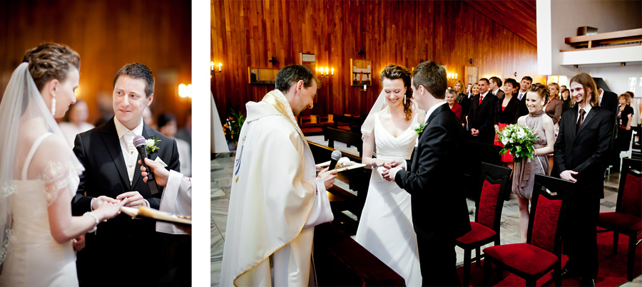 """dwoch fotografow slubnych ceremonia2 """"Co dwóch fotografów, to nie jeden""""    czyli dlaczego warto zatrudnić dwóch fotografów w trakcie ceremonii i życzeń"""