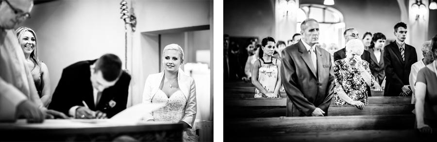 """dwoch fotografow slubnych ceremonia3 """"Co dwóch fotografów, to nie jeden""""    czyli dlaczego warto zatrudnić dwóch fotografów w trakcie ceremonii i życzeń"""