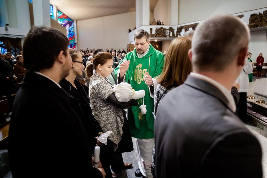 fotograf na chrzest czechowice 3 Chrzest Lenki   fotograf na chrzest Czechowice