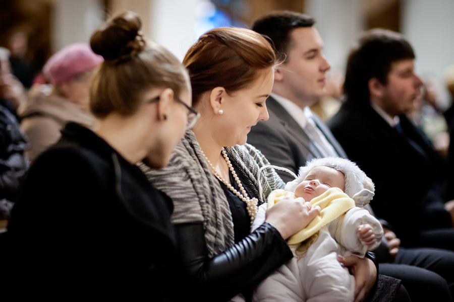 fotograf na chrzest czechowice 4 Chrzest Lenki   fotograf na chrzest Czechowice