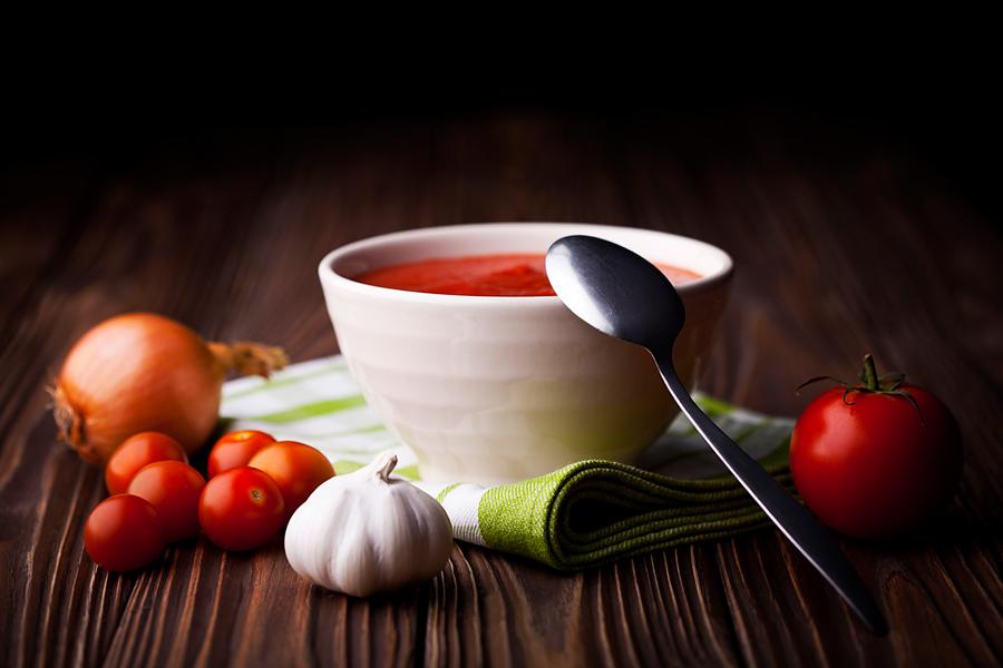 fotografia kulinarna zupa1 Z miłości fotograficzno kulinarnej : )