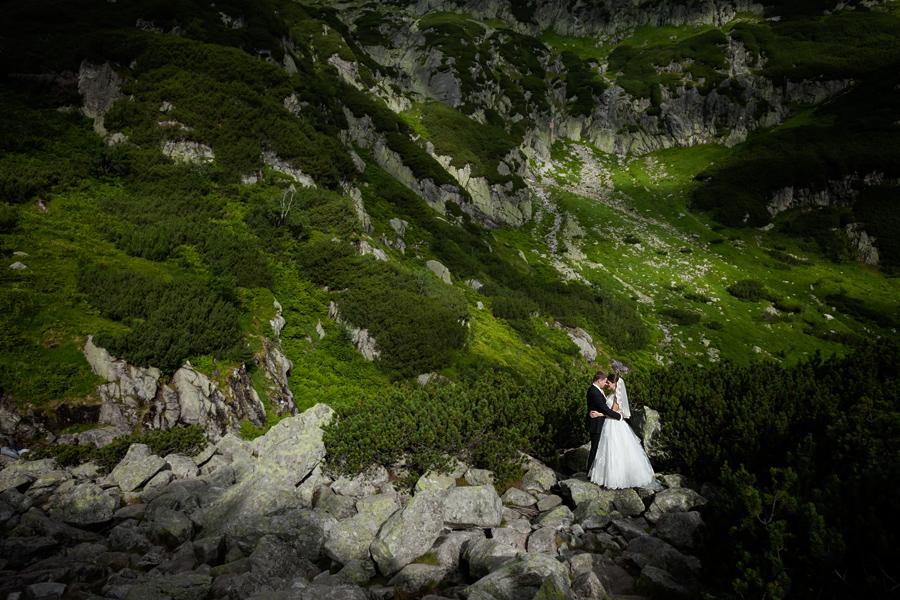 plener slubny w tatrach kp1 Kasia i Przemek   plener ślubny w Tatrach