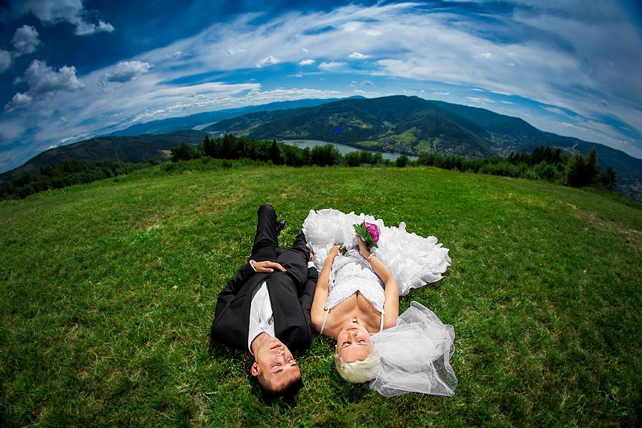 plener slubny OL4 Plener ślubny w górach