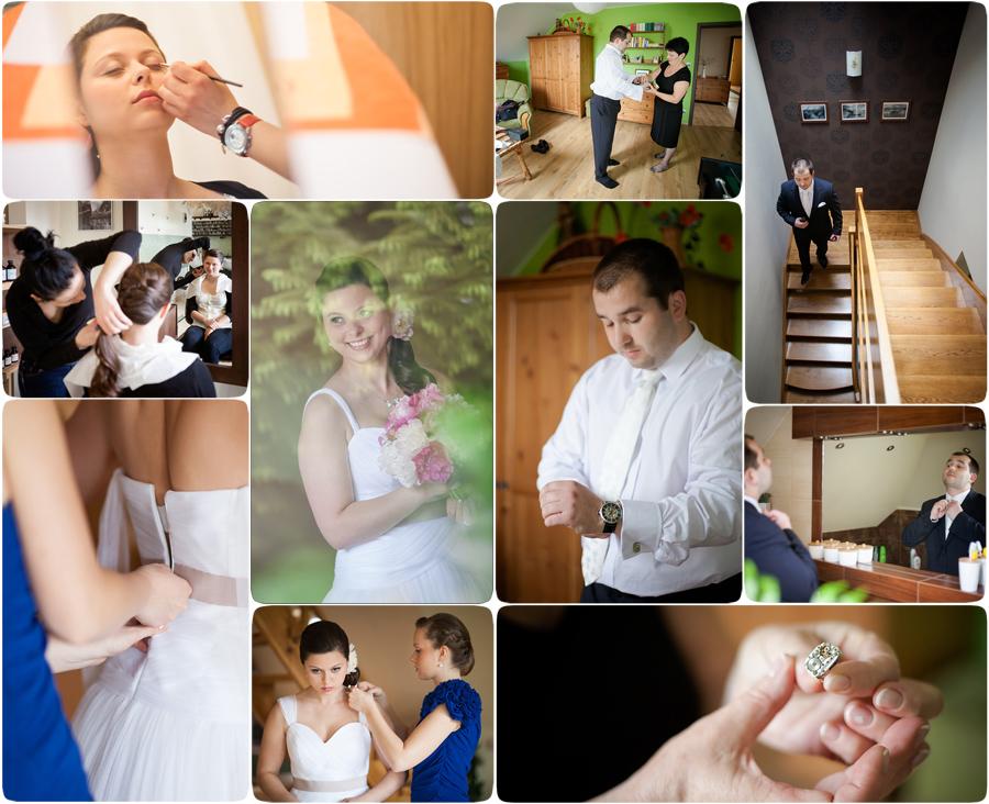 przygotowania panny pana mlodego fotografia slubna 3 Przygotowania ślubne Panny Młodej i Pana Młodego
