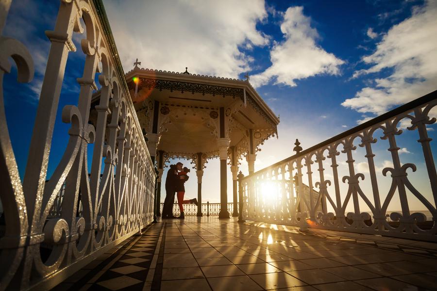 sesja pary brighton 1 Krótkie wspomnienie z Brighton