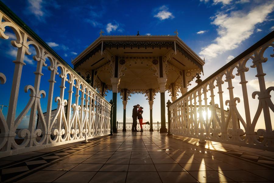 sesja pary brighton 2 Krótkie wspomnienie z Brighton