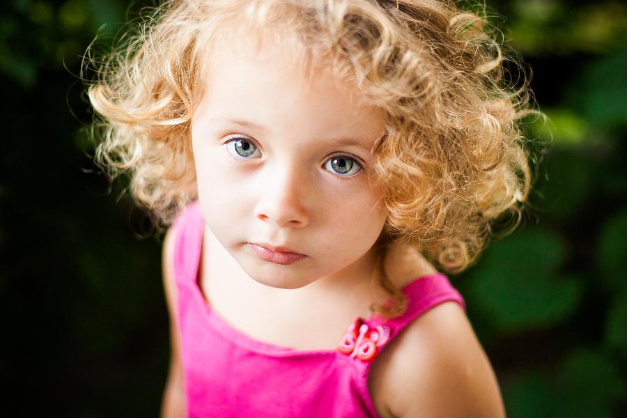 zdjecia dzieci zosia2 Zosia i jej burza loków   zdjęcia dzieci