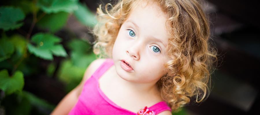 zdjecia dzieci zosia3 Zosia i jej burza loków   zdjęcia dzieci