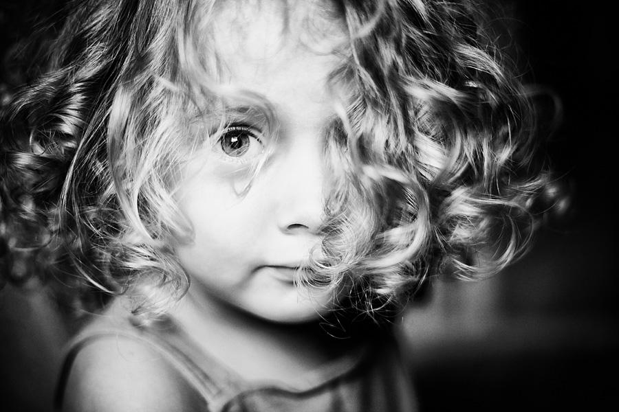 zdjecia dzieci zosia4 Zosia i jej burza loków   zdjęcia dzieci