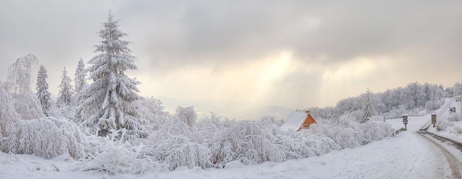 zima1 Ostatnie ślady zimy