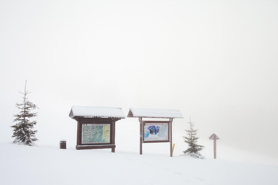 zima4 Ostatnie ślady zimy