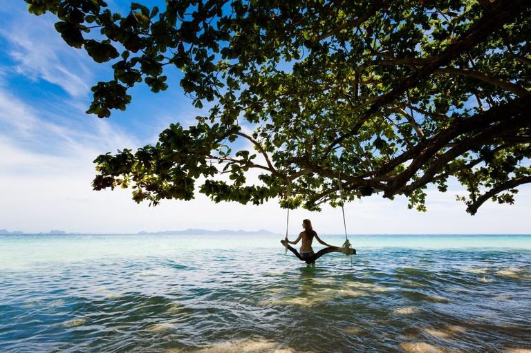 fotografia podroznicza tajlandia koh kradan 12(pp w768 h511) Najbardziej rajska Tajlandia   Koh Mook, Kradan, Poda, Lanta, Krabi, Ao Nang