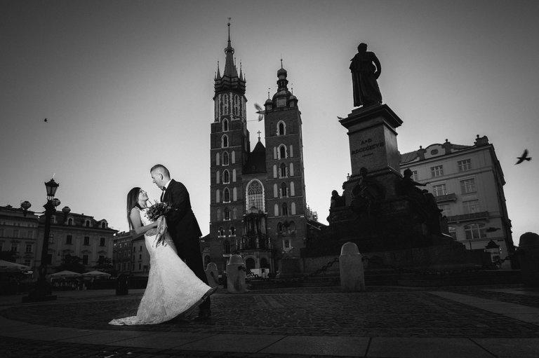 sesja slubna w krakowie 2(pp w768 h511) Sesja ślubna w Krakowie   Izabela i Maciej