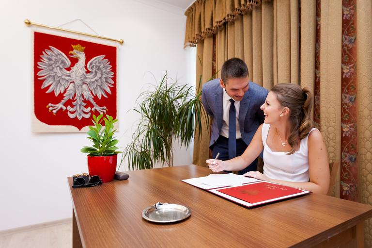slub usc w goczalkowicach(pp w768 h511) Ewelina i Michał   zapowiedź