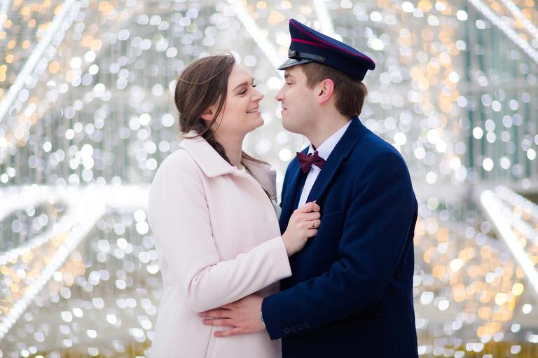 zimowa sesja slubna katowice(pp w768 h511) Ania i Łukasz   sesja ślubna w Katowicach   zapowiedź