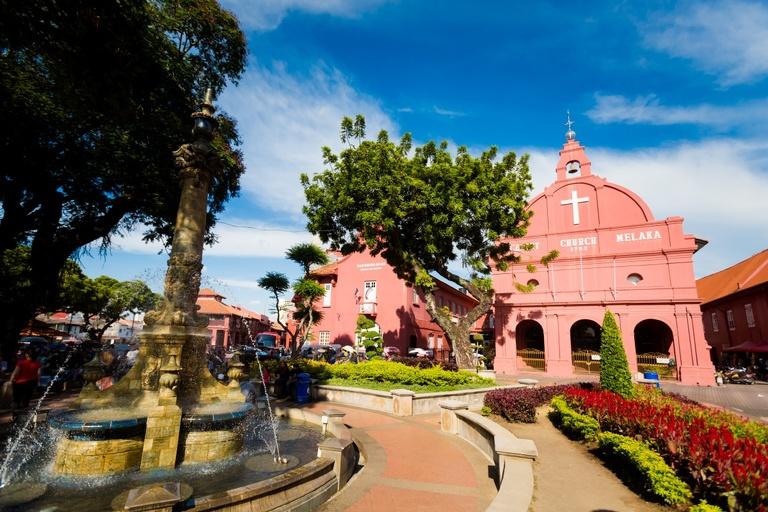 a malezja melaka 19(pp w768 h512) Malezja kontynentalna   Melaka, Kuala Lumpur, Kuala Kangsar, Cameron Highlands