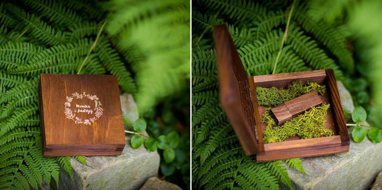 drewniany pendrive, drewniane etui na pendrive, fotografia slubna, magia obrazu, zdjecia slubne bielsko, zdjecia slubne slask, drewniane pendrivy, zdjecia slubne w drewnie,