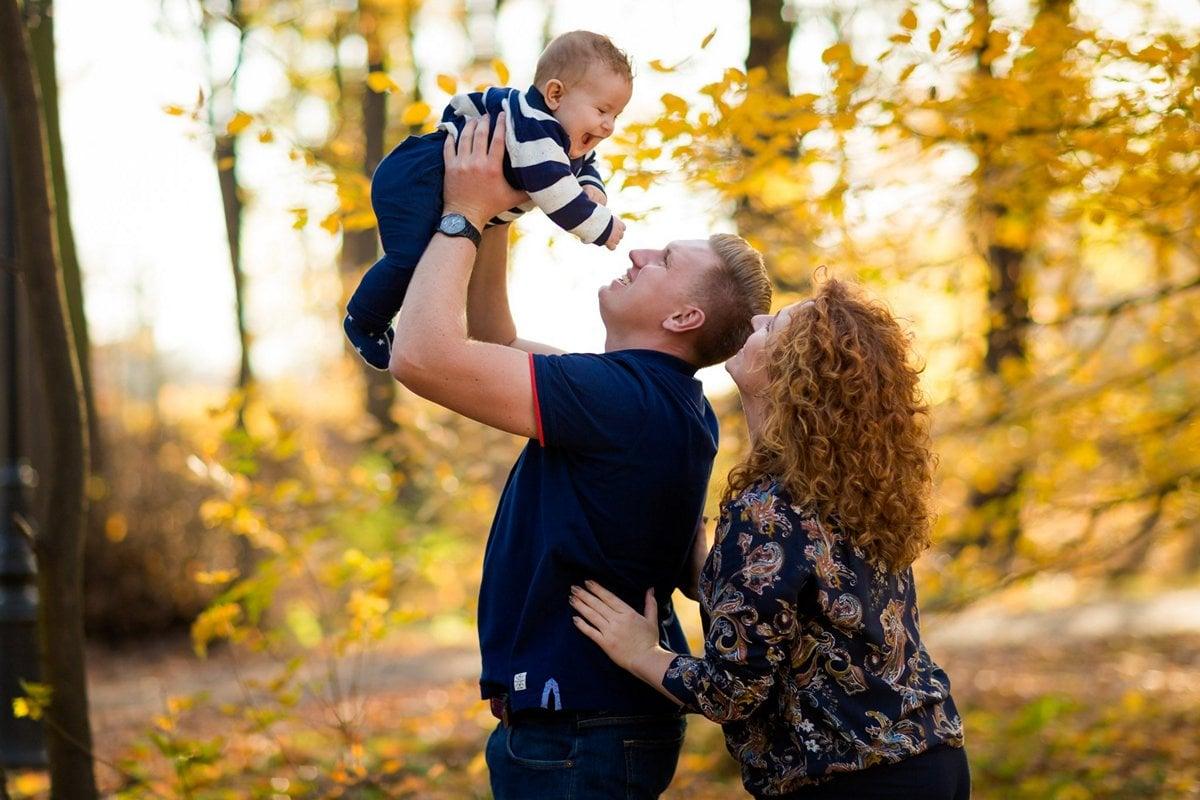 jesienna sesja rodzinna fotograf pszczyna 02m Jesienna sesja rodzinna
