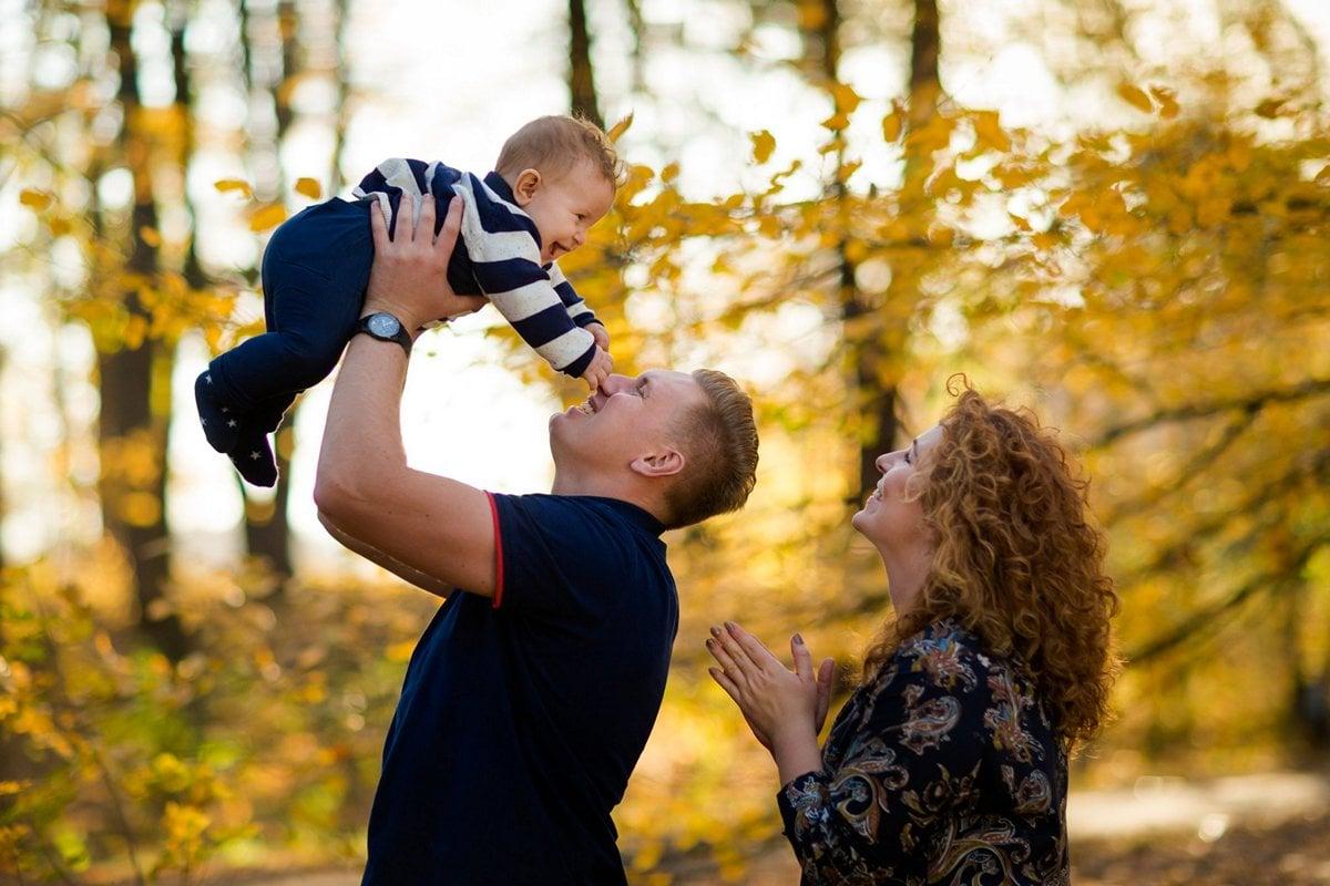 jesienna sesja rodzinna fotograf pszczyna 07m Jesienna sesja rodzinna