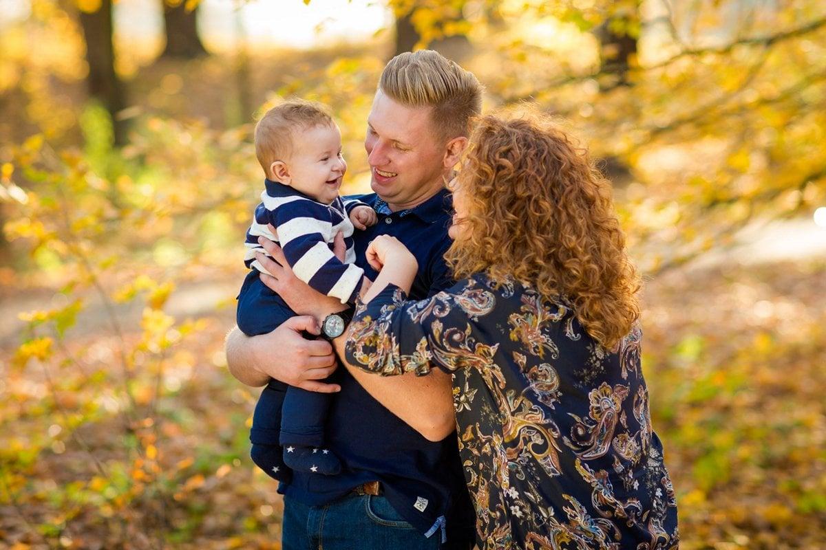 jesienna sesja rodzinna fotograf pszczyna 09m Jesienna sesja rodzinna