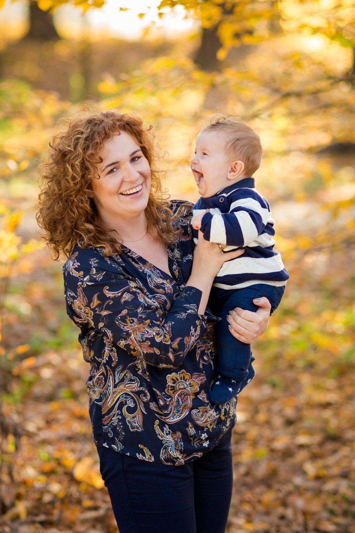 jesienna sesja rodzinna fotograf pszczyna 10m Jesienna sesja rodzinna