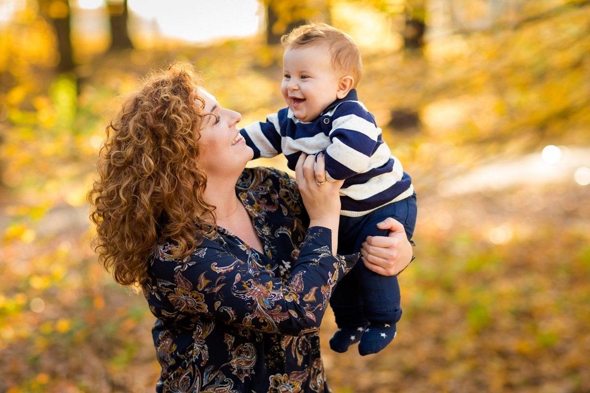 jesienna sesja rodzinna fotograf pszczyna 12m Jesienna sesja rodzinna