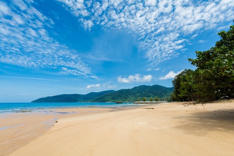 a malezja tioman 3(pp w768 h512) Malezyjskie wyspy   Tioman, Pangkor, Penang, Langkawi