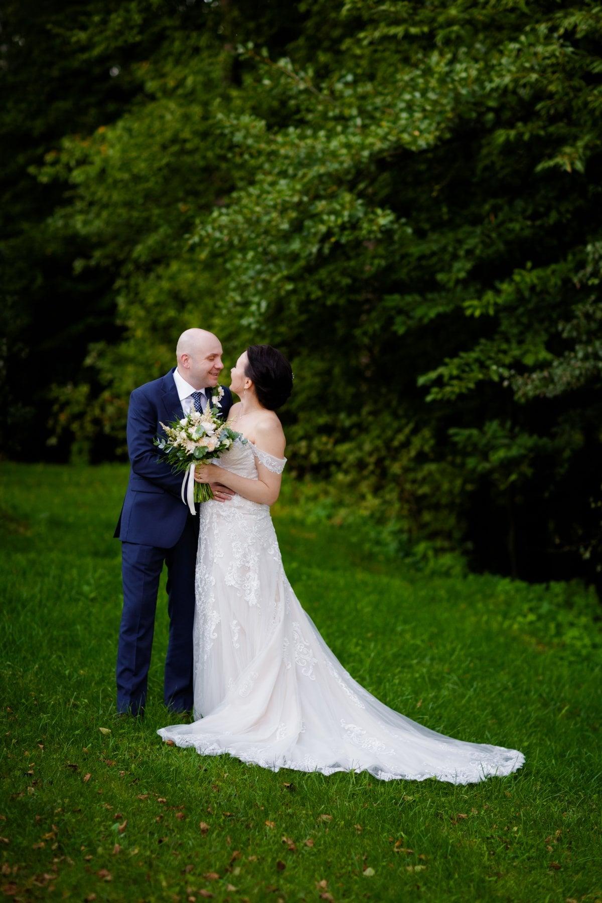 fotografia slubna myslenice Ślub w Dobczycach   Agata i Tomek   zapowiedź