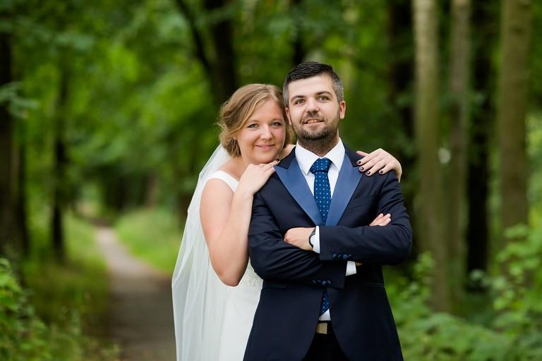 zdjecia slubne zywiec 1(pp w768 h512) Sesja ślubna w Goczałkowicach   Asia i Mati