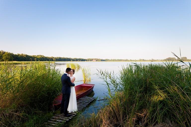 zdjecia slubne bielsko 1(pp w768 h512) Sesja ślubna w lesie   Marta & Konrad