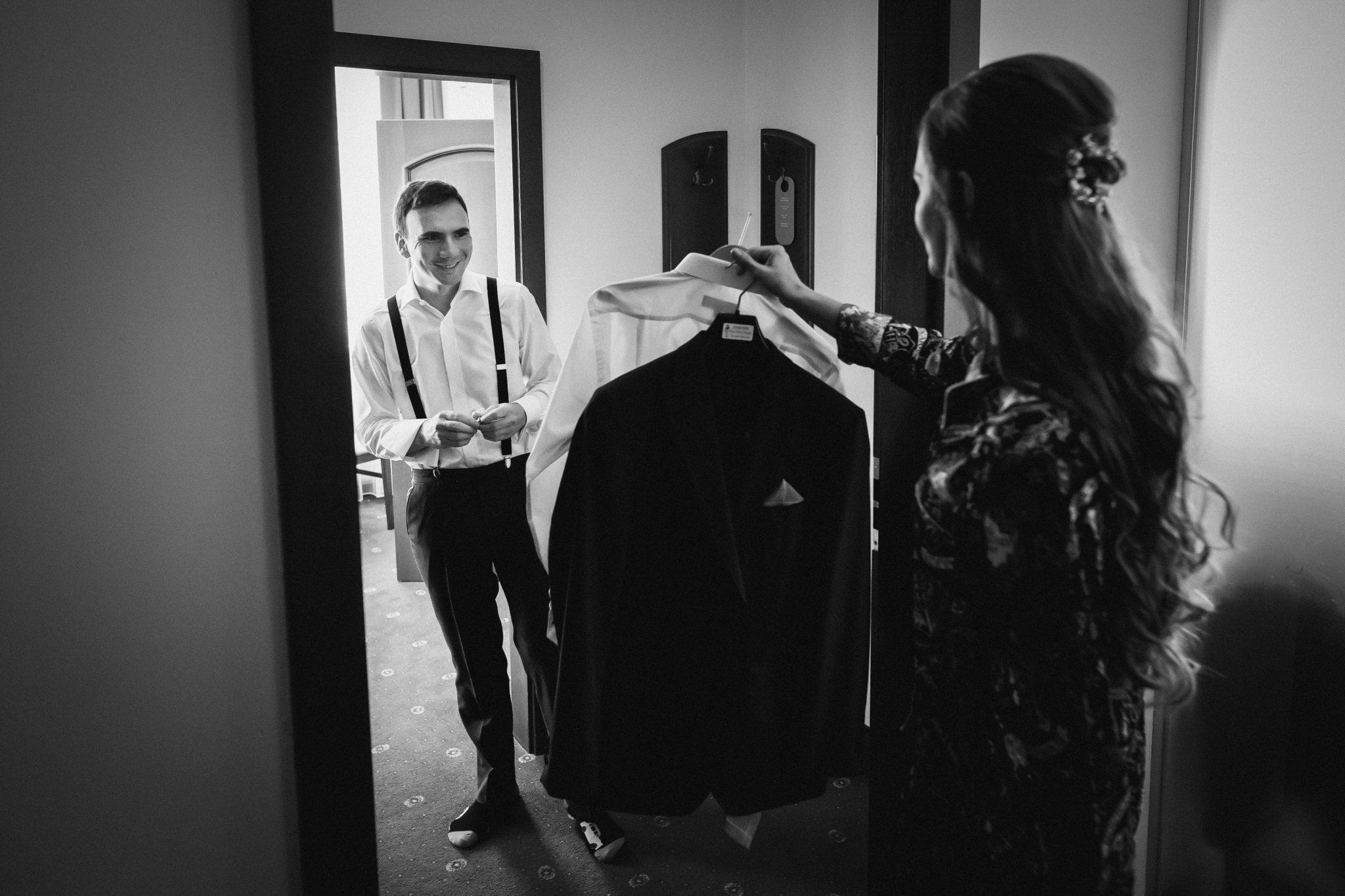 wesele w szczyrku slub plenerowy 3 Ślub i wesele w Szczyrku   Joanna & Marc