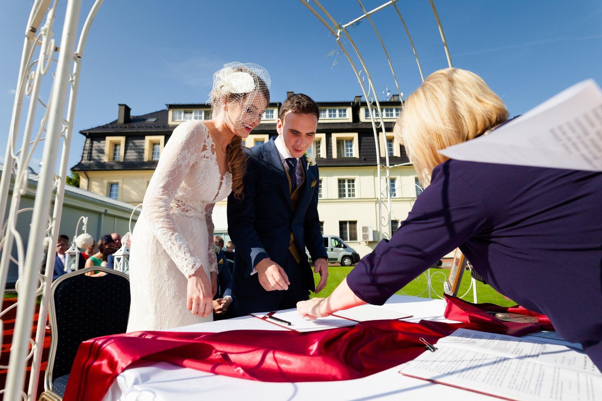 wesele w szczyrku slub plenerowy 33 Ślub i wesele w Szczyrku   Joanna & Marc