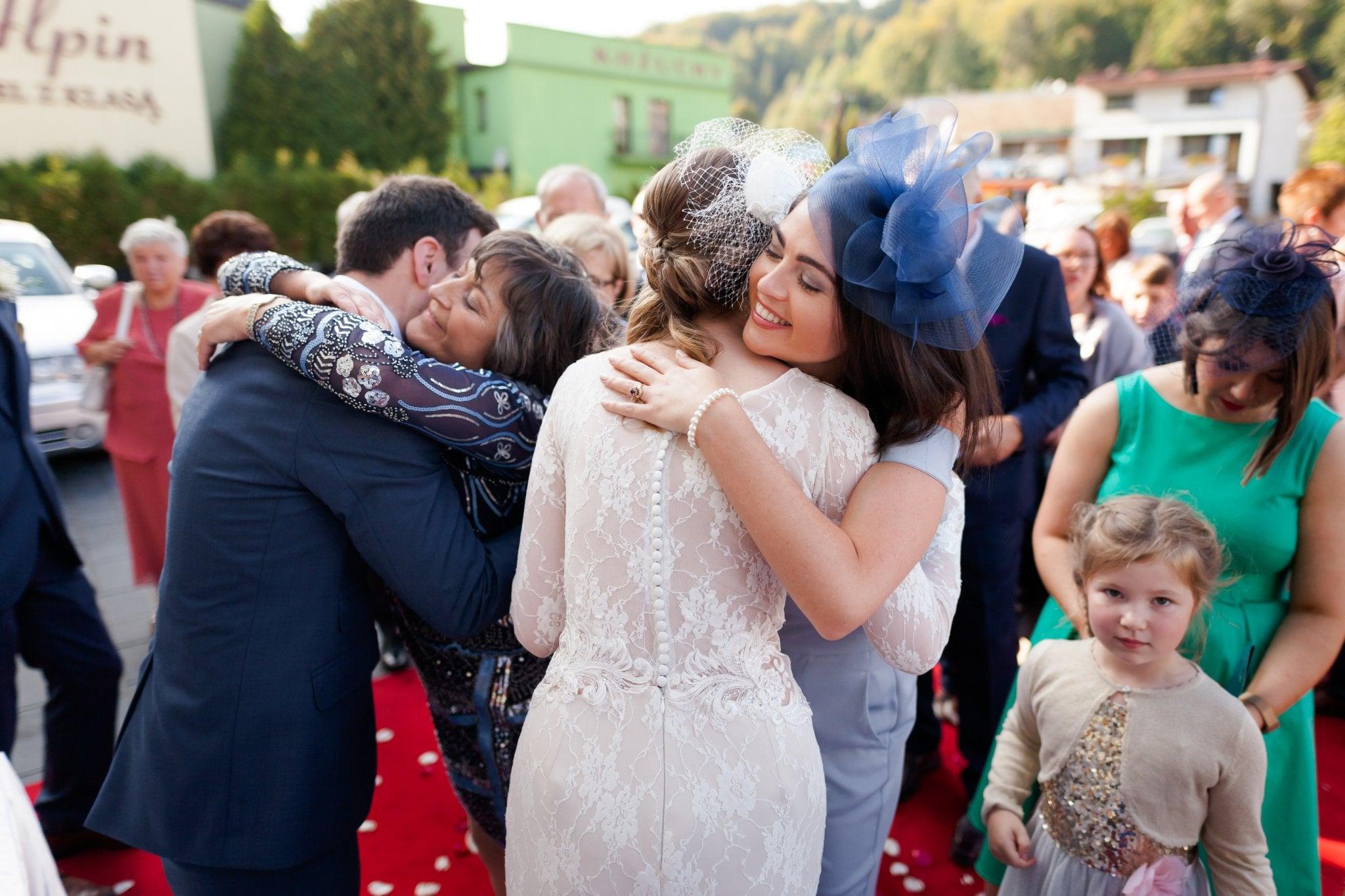 wesele w szczyrku slub plenerowy 41 Ślub i wesele w Szczyrku   Joanna & Marc